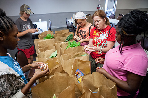 Produce Pantry - The Foundry Ministries